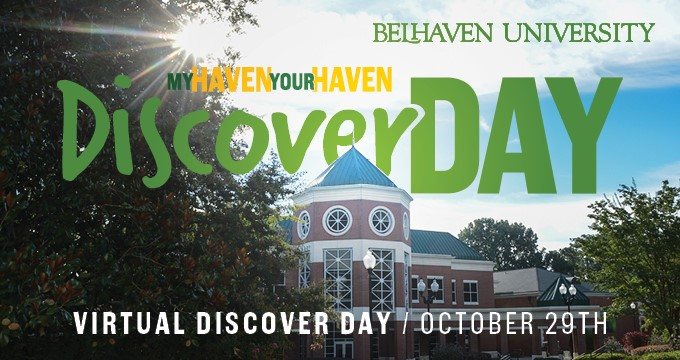 Virtual Discover Day Image