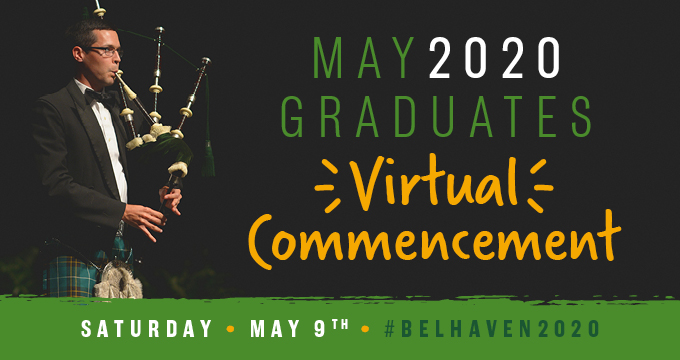 Virtual Commencement Ceremony Image