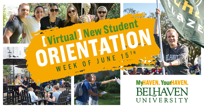 New Student Orientation Image