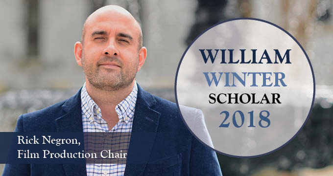 william winter scholars announcement Image