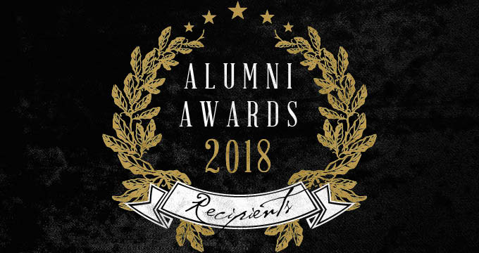 alumni awards announcement Image