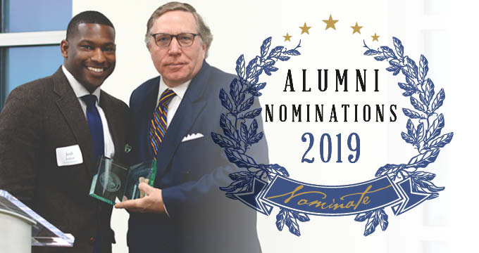 Alumni Nominations announcement Image