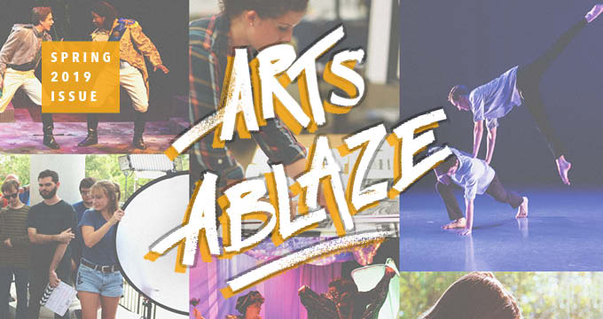arts ablaze announcement Image