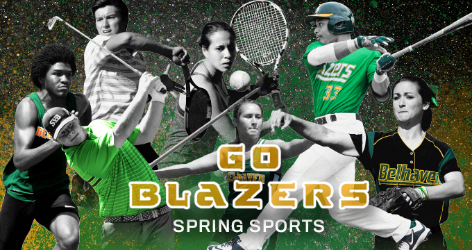 Belhaven Spring Athletics 2017 Image