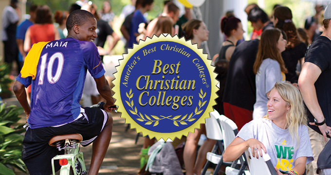 Best Christian Colleges Image