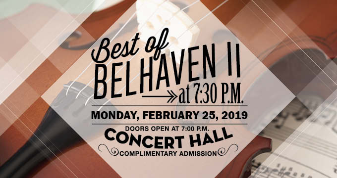 best of belhaven II announcement Image