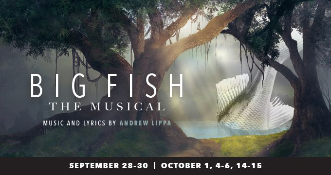 Big Fish The Musical Image
