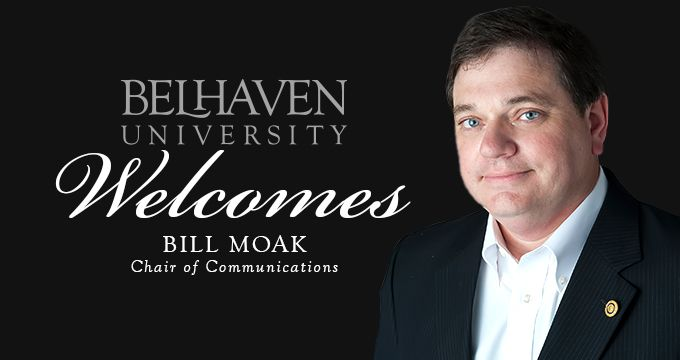 Bill Moak Chair of Communications Image