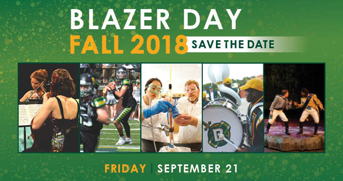 blazer day announcement Image
