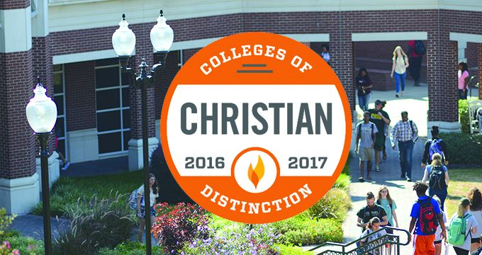 Christian College of Distinction 2016-17 Image