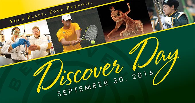 Discover Day - September 30 Image