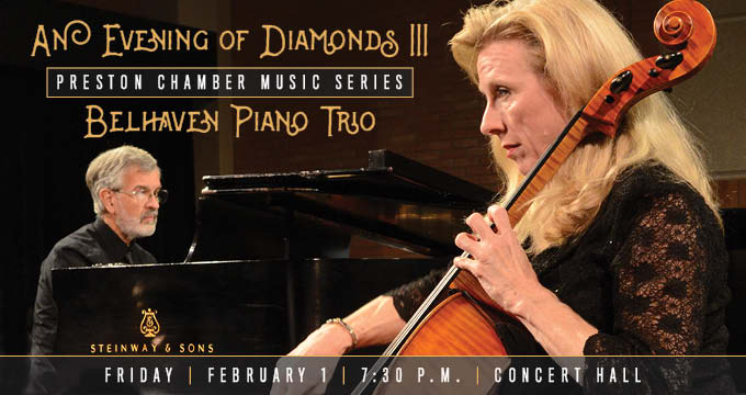 evening of diamonds III announcement Image