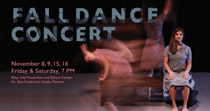 Fall Dance Concert Image