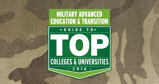 Military Advanced Education and Transition Image