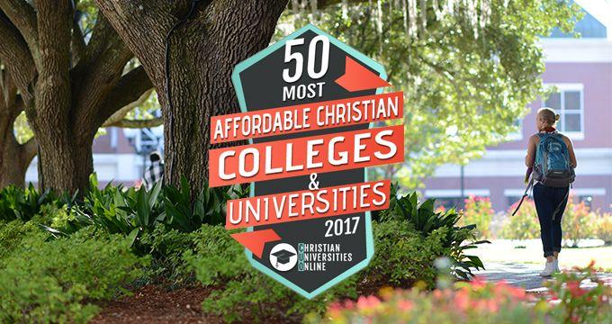 50 Most Affordable Christian Universities Image