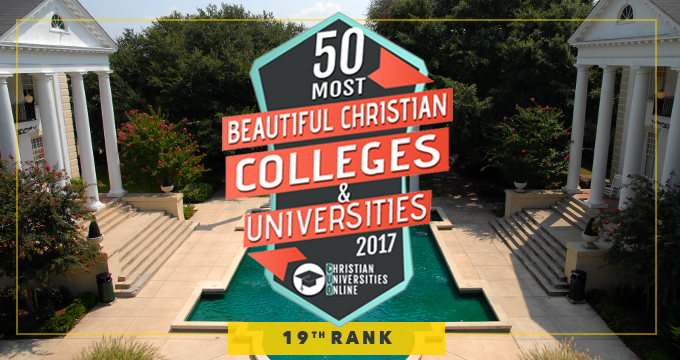 Beautiful Christian College Image