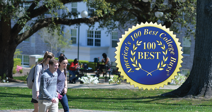100 Best College Buys announcement Image