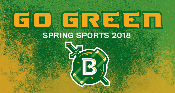 spring sports announcement Image
