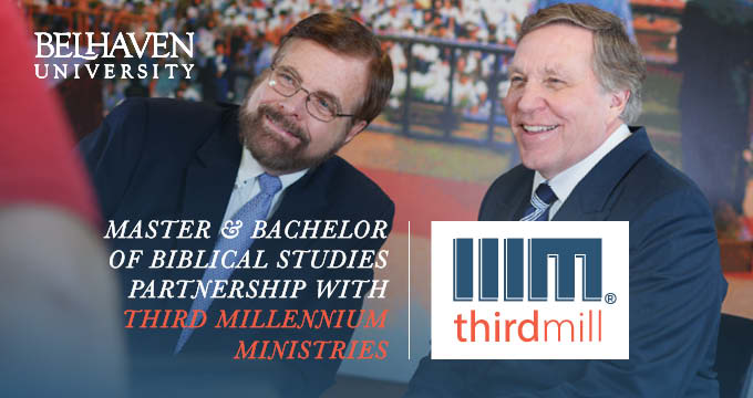 Master of Art in Biblical and Theological Studies announcement Image