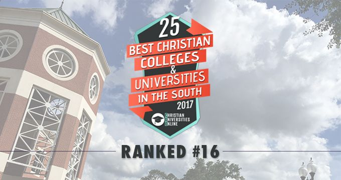 25 Best Christian Colleges and Universities in the South Image