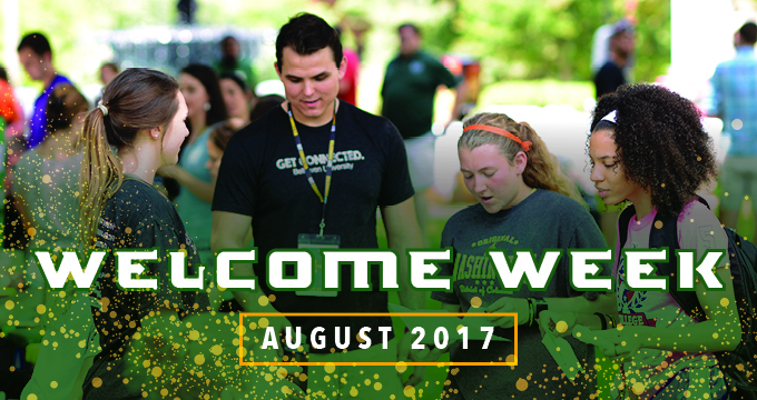 Welcome Week Image