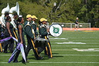 Marching Band, Music Department