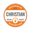 2016-17 Christian College of Distinction Badge