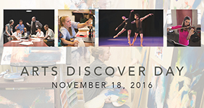Arts Discover Day