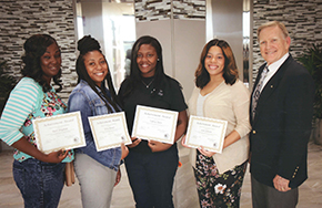 Business Students Earn Top Honors in National Competition