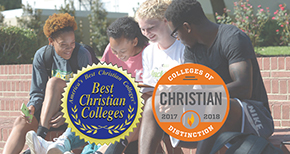 Belhaven Earns Two Awards for Christian Higher Education