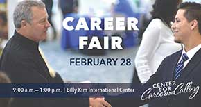 Employers to Visit Campus for Annual Career Fair