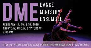 Ensemble Performance to Use Dance as Worship