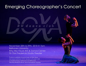 DOXA Concert Uses Dance to Bless Community