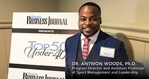Dr. Antwon Woods