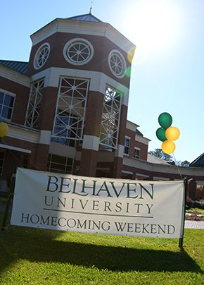 Belhaven Homecoming 2015 Photo