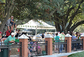 Homecoming Weekend Welcomes Alumni Back to Belhaven