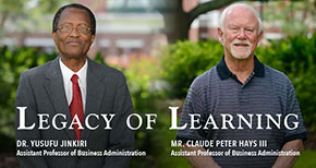 Legacy of Learning 2018