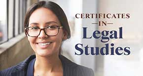 New Certificates Program to Advance Legal Careers