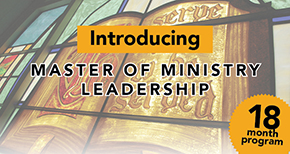 Master's Degree Prepares Leadership for Ministry Challenges