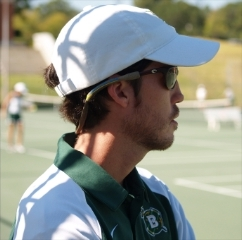 Patton wins Southern Rookie Tennis Pro of the Year