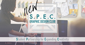 New Graphic Design Club Begins at Belhaven