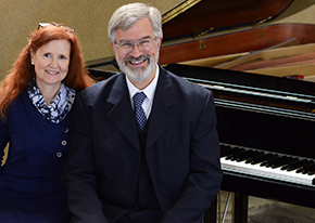 Sachs Duo Piano Recital