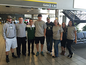 Sports Administration Students Travel to London