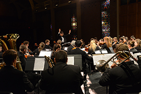 Orchestra and Strings Concert 2016