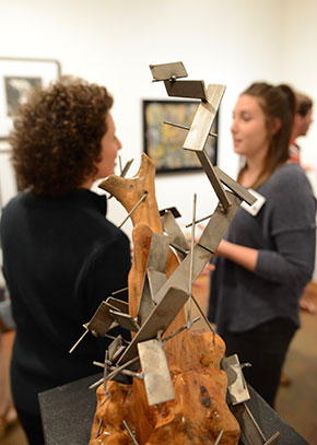 Best Visual Art on Display for Student Invitational Exhibit