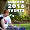 Summer Events 2016