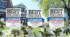 U.S. News Honors Belhaven University with Multiple Awards