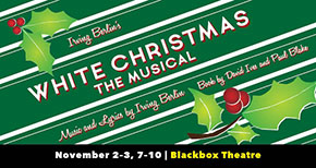Musical White Christmas Brings the Screen to the Stage