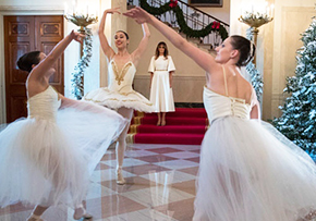 First Lady Invites Dance Alums to Perform at White House