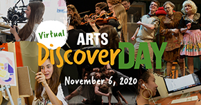 Arts Discover Day 2020